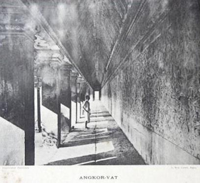 A la d couverte d 39 angkor sur les pas de pierre loti for Galerie exterieure